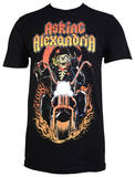 Asking Alexandria - Ride for Death (Slim Fit) T-Shirt