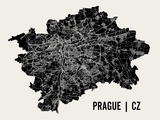 Prague Posters by  Mr City Printing