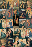 Madonne (Madonna) - Art Collage Poster Prints