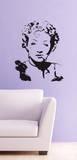 Sticker Célébrités (Culte 29 - Large) Autocollant mural