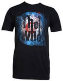 The Who - Texture (Slim Fit) T-shirts