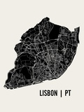 Lisbon Prints by  Mr City Printing