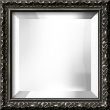 HAMPTON Black Mirror Decorative Mirror