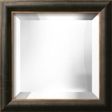 LA MODE Black Mirror Decorative Mirror