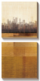 Metropolitan Jewel Box - Topaz Prints by Amori 