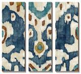 Ocean Ikat II Prints by Chariklia Zarris