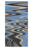 River Runs Deep II Poster von Ricki Mountain