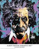 Einstein Posters by David Garibaldi