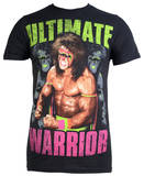 The Ultimate Warrior - Darkness (Slim Fit) Shirt