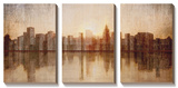 Skyline Prints by  Amori