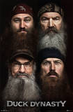 Duck Dynasty Beards Print