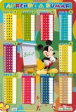 Aprende a Sumar - Mickey Mouse Club House Uutuus