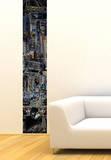 Sticker Lé - Time Square (Effets Spéciaux) Wall Decal