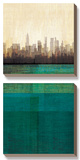 Metropolitan Jewel Box - Emerald Print by  Amori