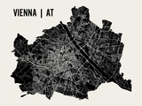 Vienna Prints by  Mr City Printing