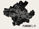Florence Posters by  Mr City Printing
