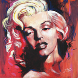 Hot Monroe Lmina por Stephen Fishwick