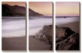 Garrapata Beach Print by John Rehner