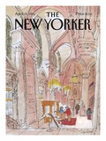 The New Yorker Cover - August 6, 1938 Premium Giclee Print by Charles E. Martin