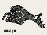 Venedig Poster von  Mr City Printing