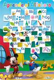 Conoce Alfabeto - Mickey Mouse Club House Uutuus