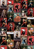 Tango - Vintage Italian Vintage Style Poster Collage Láminas