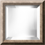 LA MODE Silver Mirror Decorative Mirror