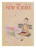 The New Yorker Cover - May 23, 1964 Regular Giclee Print by William Steig