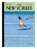The New Yorker Cover - September 6, 2010 Regular Giclee Print av Arnold Roth