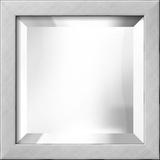 SOHO Silver Mirror Wall Mirror