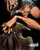 Move Those Strings Posters par David Garibaldi