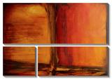 Red Dawn I Prints by Erin Ashley