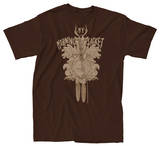My Morning Jacket - Clock (Slim Fit) T-Shirt