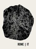 Roma Posters av  Mr City Printing