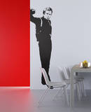 Culte 41 - Large (Left) Wall Decal