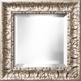 MICHELANGELO Wide Champagne Mirror Decorative Mirror