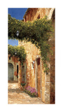 Secret Alley Giclee Print by Gilles Archambault