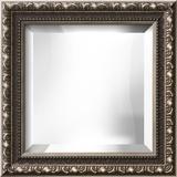 PRAGUE Silver Mirror Wall Mirror