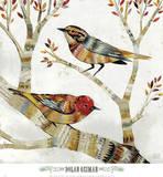 Warblers I Prints by Dolan Geiman