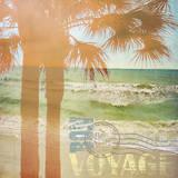 Bon Voyage Prints by Donna Geissler