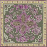 Sojourn Tile I Art par Paula Scaletta