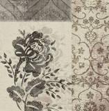 Flora Antiqua II Posters par Paula Scaletta