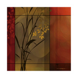 Floral Warmth Giclee Print by Edward Aparicio