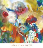 Second Symphony Prints by Joan Davis