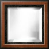 RUBENS Pecan Mirror Wall Mirror