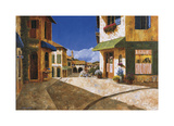 On My Way to the Market Giclee Print by Gilles Archambault