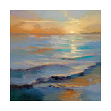 Ocean Overture Giclee Print by Vicki Mcmurry