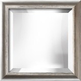 MESSINA Silver Mirror Wall Mirror