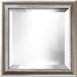 MESSINA Silver Mirror Wall Mirror