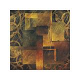 Visual Patterns II Giclee Print by Linda Thompson